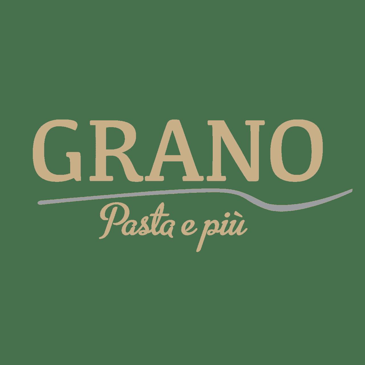 Logo Grano – Pasta a piú