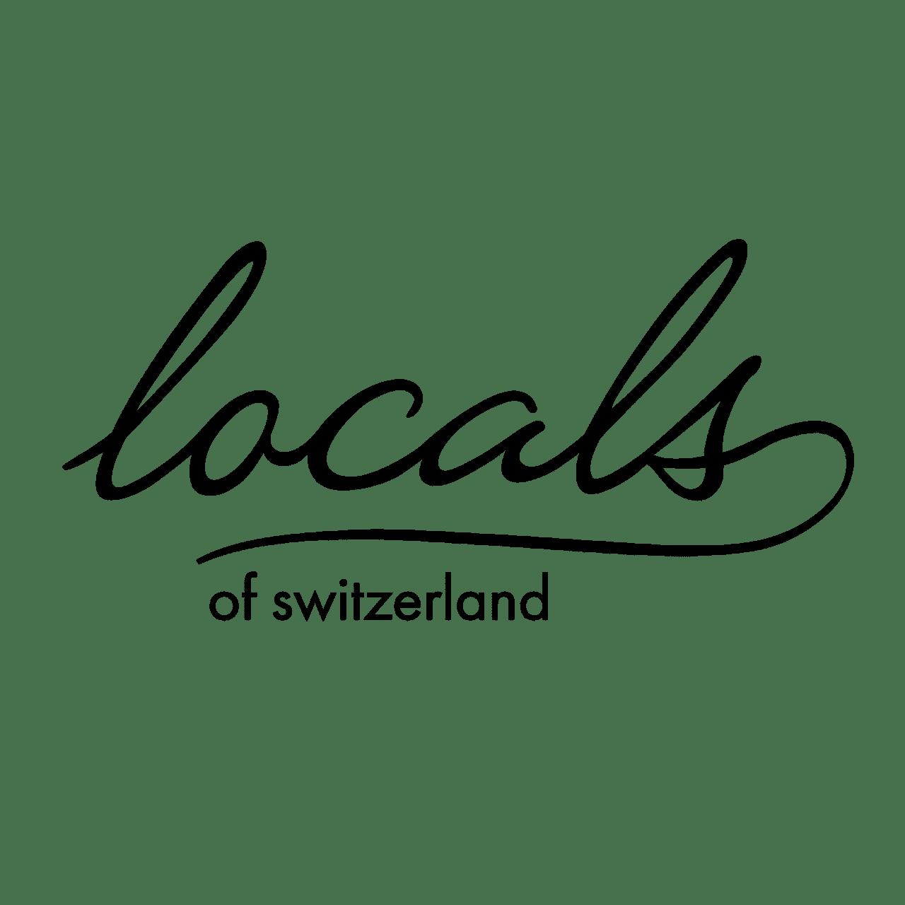 Logo Locals od Switzerland