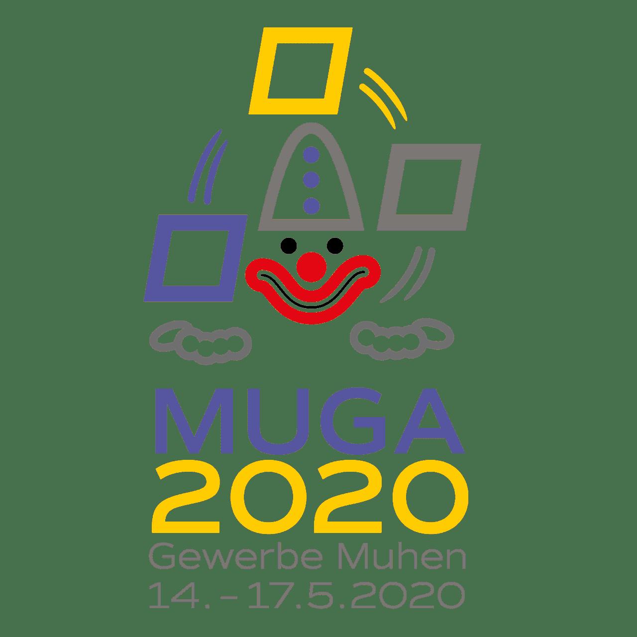 Logo MUGA 2020